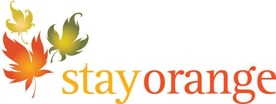 Stay Orange Logo